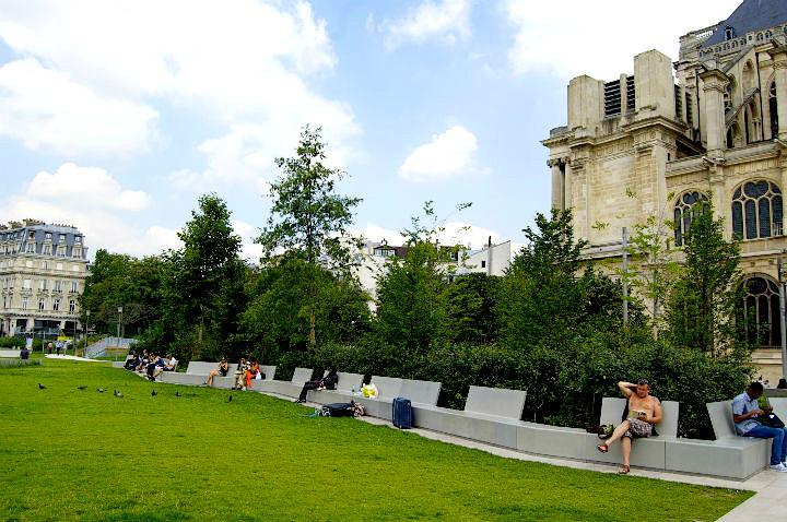 HiP Paris Blog, Isabel Miller-Bottome, Les Halles