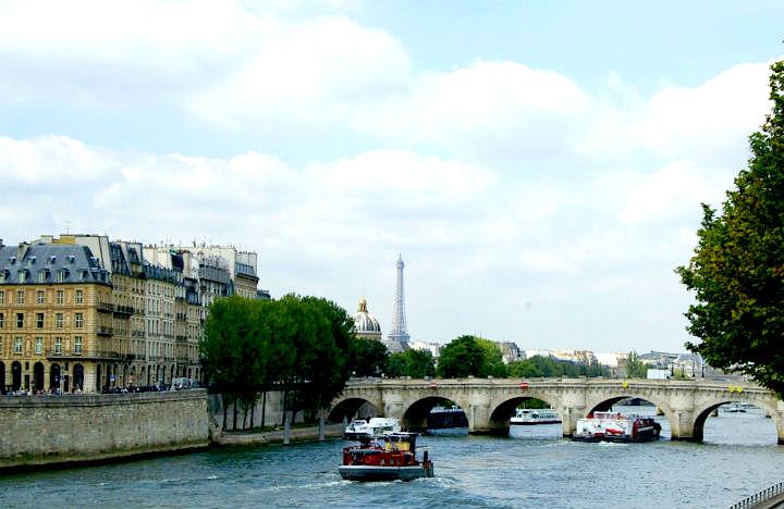 HiP Paris Blog, Isabel Miller-Bottome, Pont du Change