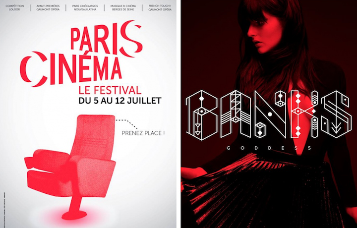 HiP Paris Blog, July Events, Festival Paris Cinema:BANKS
