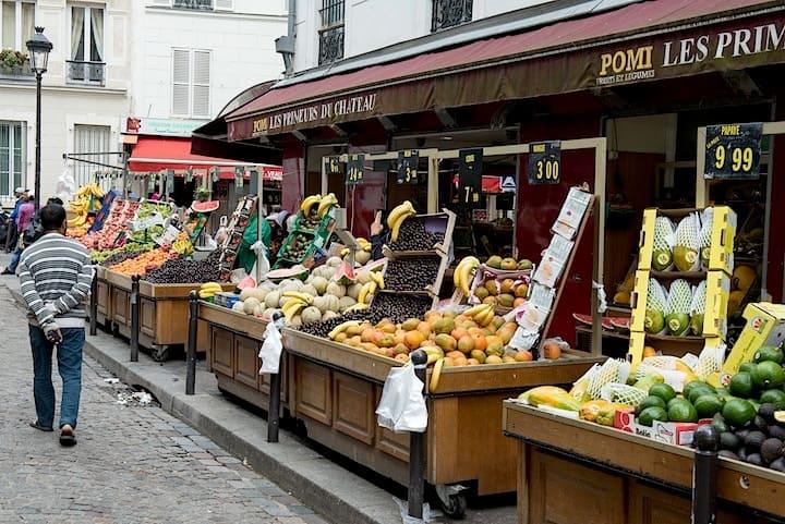 HiP Paris Blog, La Goutte d'Or, Palmyre Roigt, Marche Dejean 1