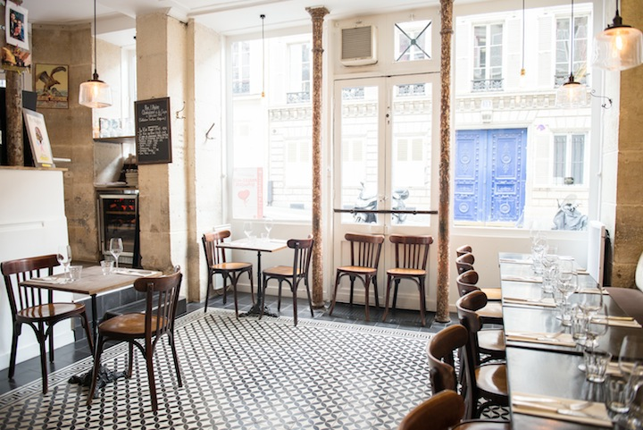 HiP Paris Blog, Le Bon George, Palmyre Roigt