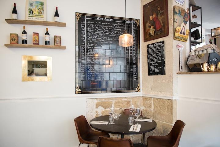 HiP Paris Blog, Le Bon George, Palmyre Roigt