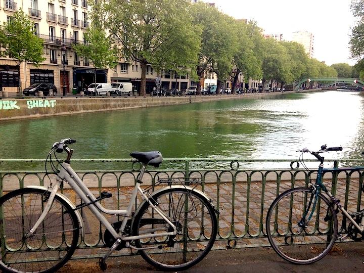 bikes paris 11