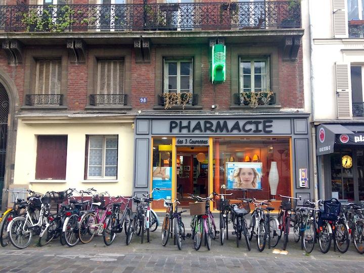 bikes paris 4
