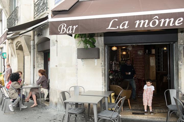 La Goutte d'Or Quartier in Paris