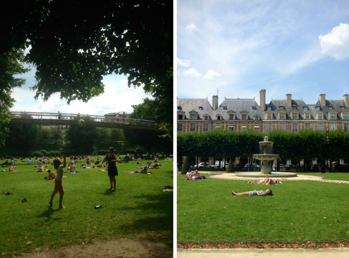 HiP Paris Blog, August in Paris, Isabel Miller-Bottome, reuilly, vosges