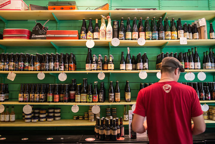 Hip paris blog our top six craft beer shops around paris for Bar la piscine paris 18