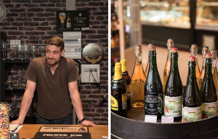 HiP Paris Blog, Craft Beer Shops, Palmyre Roigt, Bierissime
