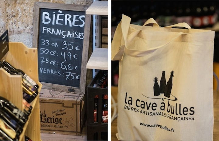 HiP Paris Blog, Craft Beer Shops, Palmyre Roigt, La Cave a Bulles