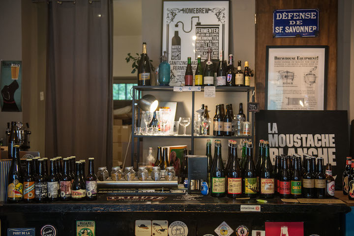 HiP Paris Blog, Craft Beer Shops, Palmyre Roigt, La Moustache Blanche