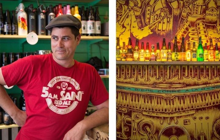 HiP Paris Blog, Craft Beer Shops, Palmyre Roigt; A la bière comme à la bière