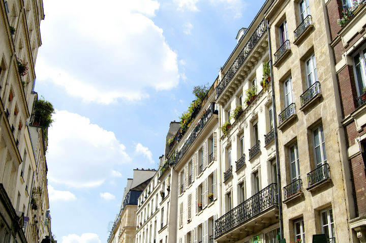 HiP Paris Blog, Flathunters, Isabel Miller-Bottome,  Paris apartments full