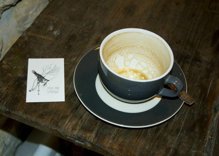 HiP Paris Blog, Folks and Sparrows, Isabel Miller-Bottome, empty mug