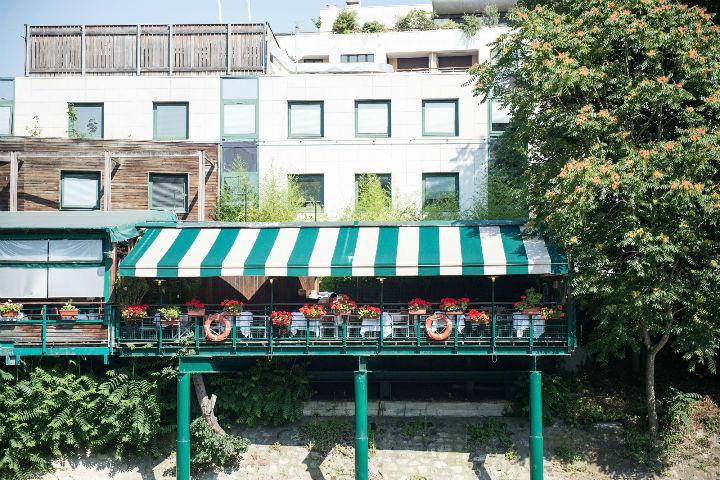 Charming La Guinguette De Neuilly #12: La Guinguette De Neuilly