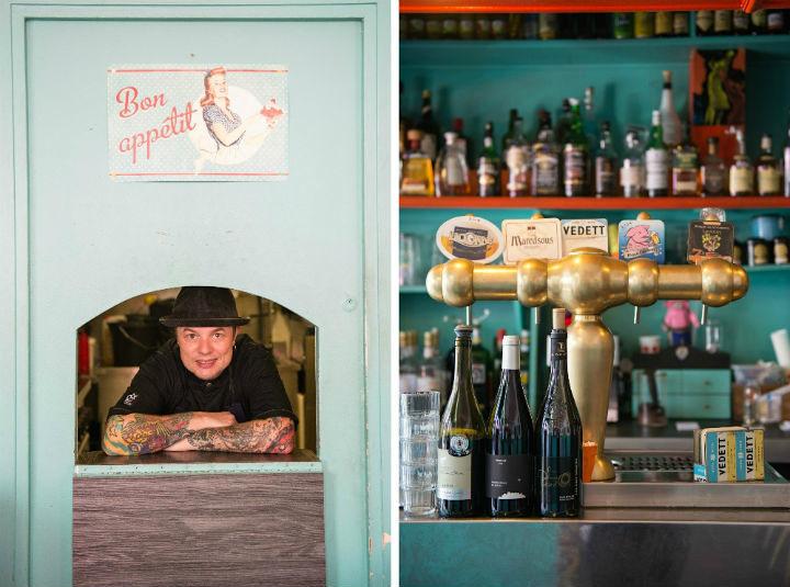 HiP Paris Blog, Montreuil, Palmyre Roigt, Le Mange Disque