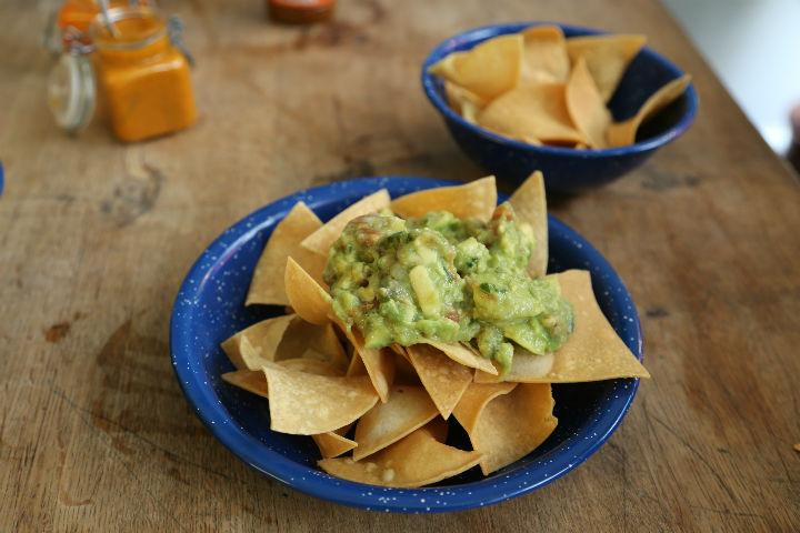 HiP Paris Blog, Best Mexican Restaurants, Casey Hatfield, Candelaria Guacamole