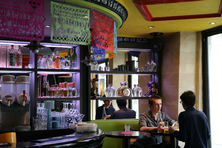 HiP Paris Blog, Best Mexican Restaurants, Casey Hatfield, La Mexcaleria Bar