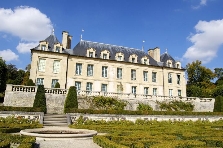 HiP Paris Blog, Van Gogh, Isabel Miller-Bottome, Chateau d'Auvers sur Oise