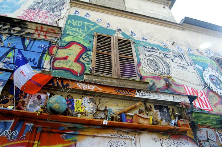 20eme, Rue Denoyez