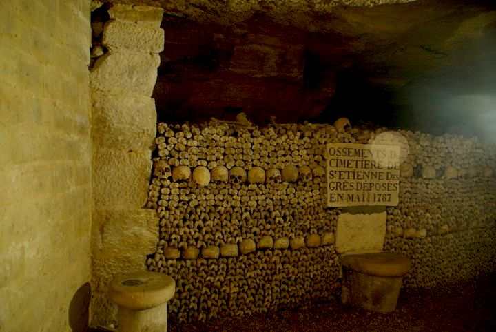 Catacombs, Rachel Alter