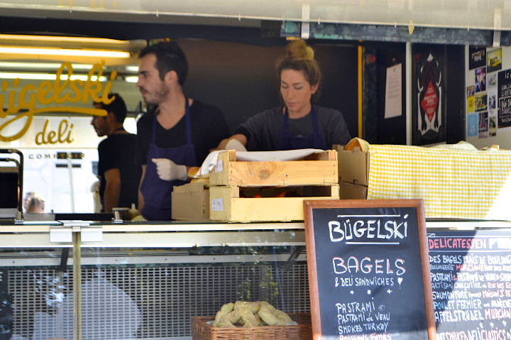 HiP Paris Blog, Food Trucks, Emma Stencil, 1