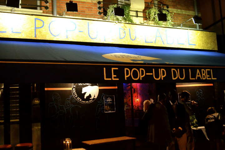 Sept Soirees with Paris Pop Up