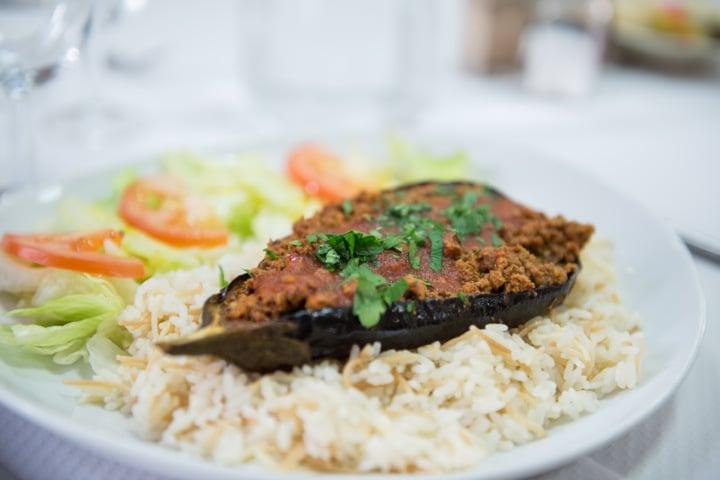 Armenian Cantine, Cuisine