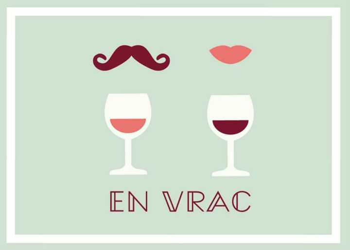 Drinking at Home, En Vrac, logo