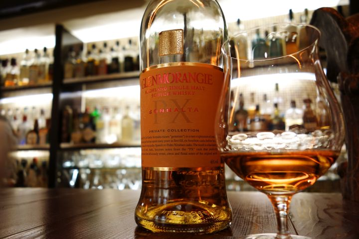 Drinking at Home, La Maison du Whisky, Glenmorangie, pac 930