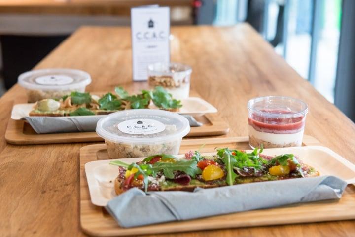 Inaro, Sandwiches