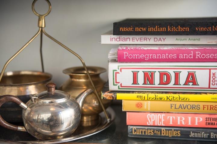 Indian Restaurants in Paris, MG Road Counter