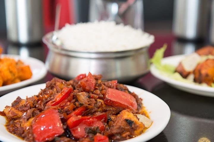 Indian Restaurants in Paris, Nalas Appakadai Cuisine