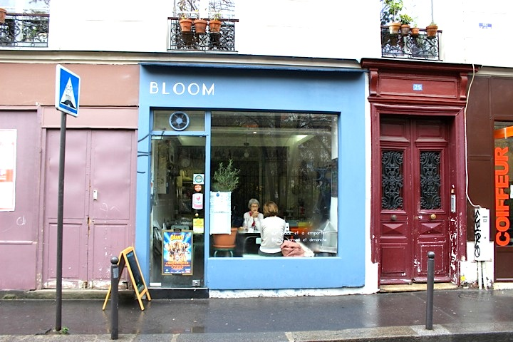 Bloom Cantine: Local and Home Made Cuisine at Paris Café in the 11th Arrondissement