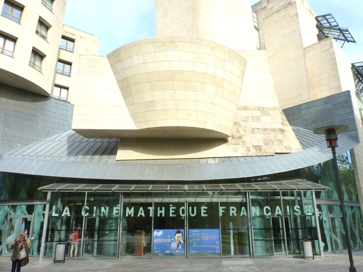December Events in Paris, Cinematheque Francaise, Luke McKernan