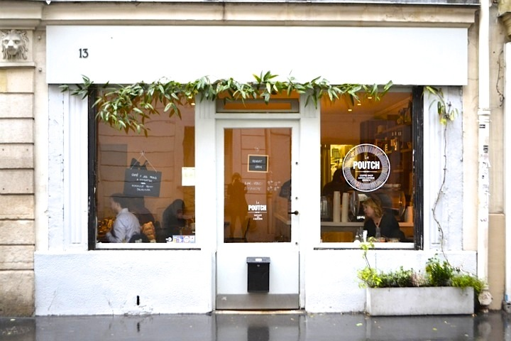 Visit Le Poutch Café for Breakfast, Brunch, or Lunch!, Inventive and Seasonal Food near Paris' Canal Saint Martin