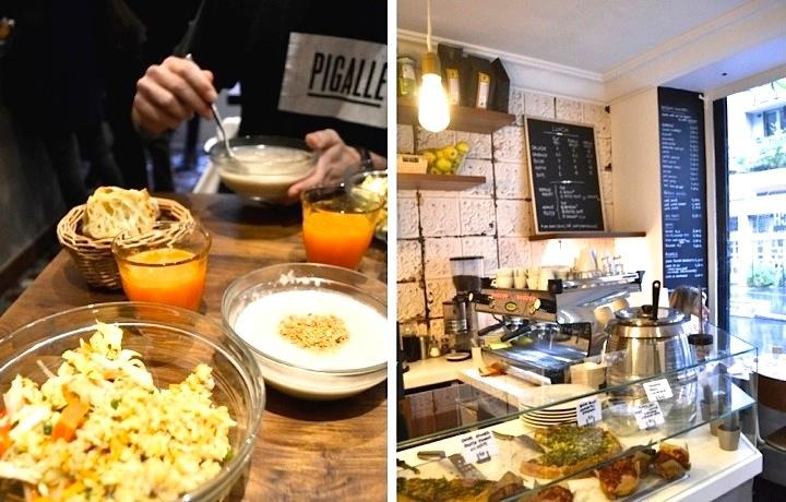 Visit Le Poutch Café for Breakfast, Brunch, or Lunch!, Inventive and Seasonal Food near Paris' Canal Saint Martin