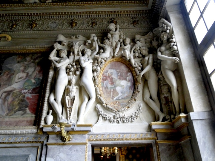 Paris Day Trips, Palais de Fontainebleu Sculptures, Chateau Visit