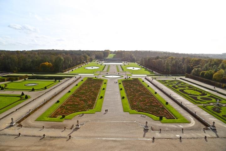 Paris Day Trips, Vaux-le-Vicomte French Formal Garden, Chateau visit