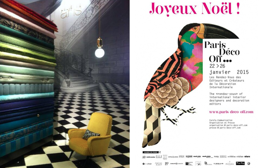The Best January 2015 Events in Paris: Les Soldes, Film Festivals, Expositions, Dance Performances, International Design and Decoration