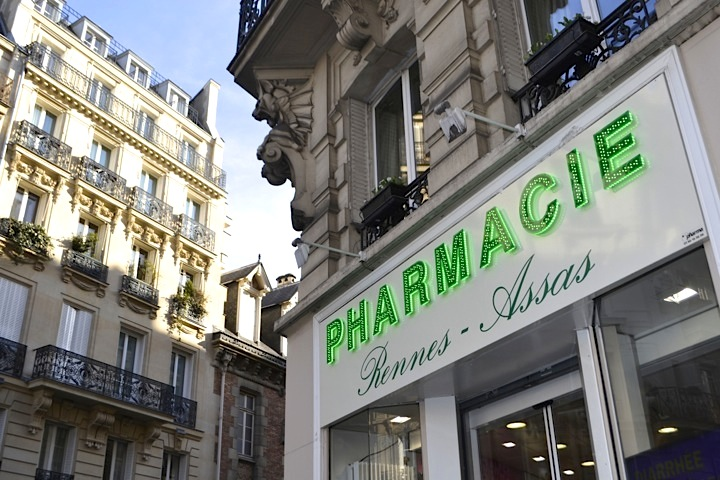 When You're Sick in Paris: Practical Advice on Seeking Medical Attention in French Pharmacies, Doctor's Offices, and Hospitals