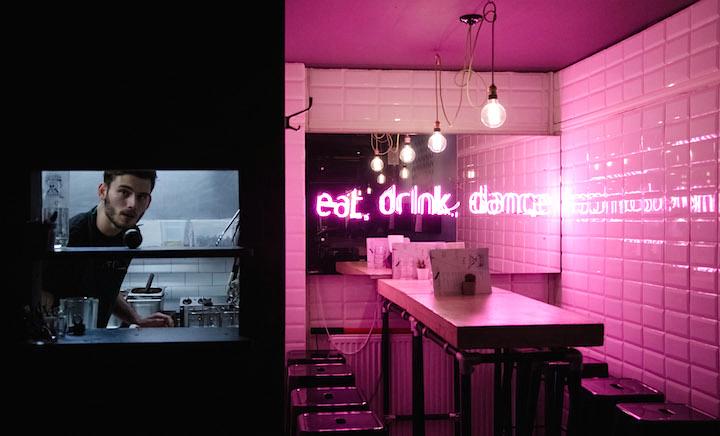 HiP looks inside DBB/Paris, modern Mexican fare and cocktails in Paris' 11th arrondissement.