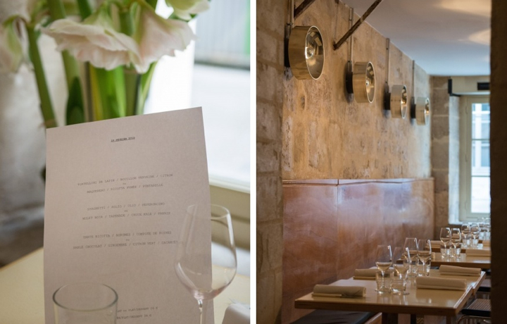 Heimat Restaurant: Pierre Jancou's latest gastronomic bistro near Paris' Palais Royal