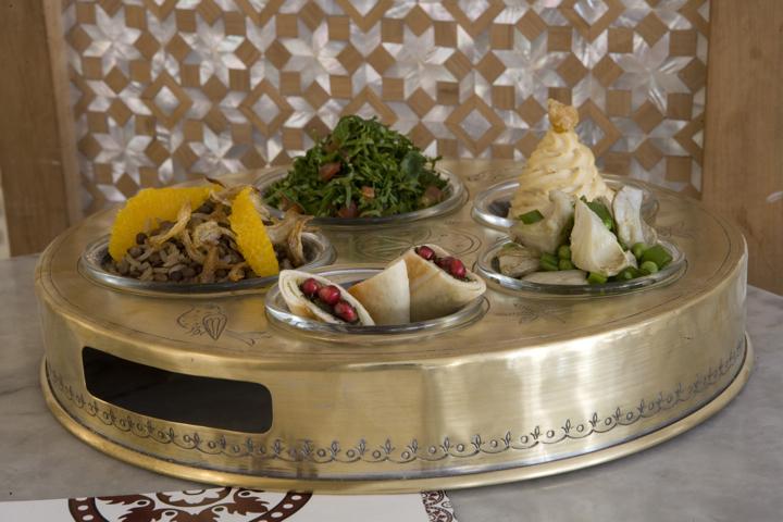 Hip paris blog liza lebanese restaurant from beirut to for Arabesque lebanon cuisine
