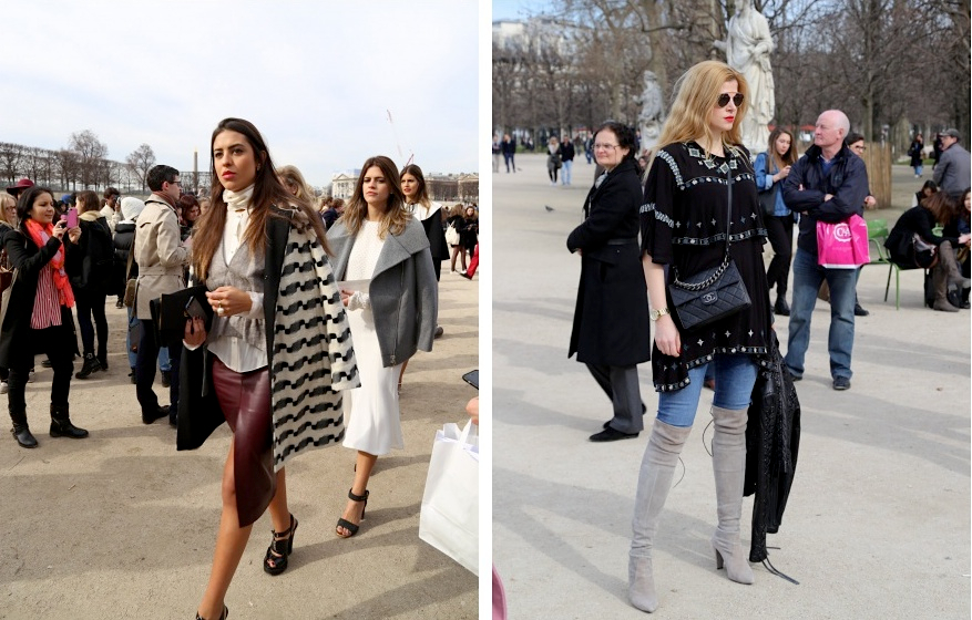 Paris Fashion Week: Reflections from a fashion outsider during the fashion shows this spring