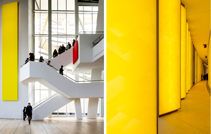 Art Exhibitions, Concerts, and Performances at Paris' Fondation Louis Vuitton