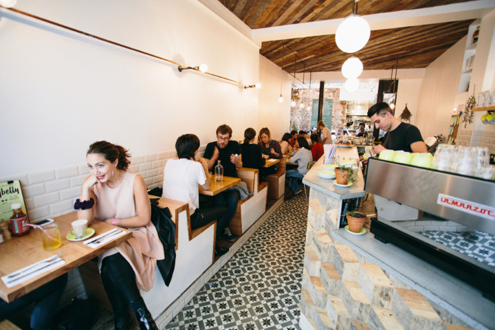 Holybelly: Amazing Brunch and Craft-Roasted Coffee near Paris' Canal Saint-Martin