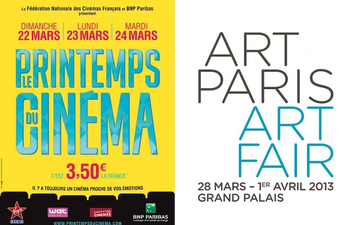Our top picks for March events in Paris!