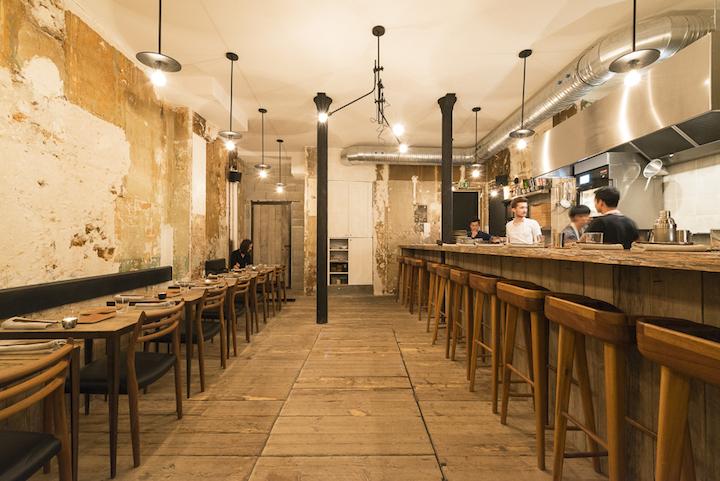 Inside Dersou, veggie-focused dining in Paris' 12th arrondissement