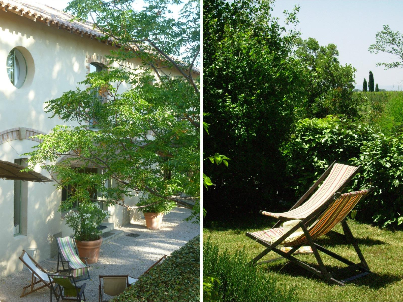 A Provençale Villa and Vineyard in the Heart of Côtes-du-Rhone