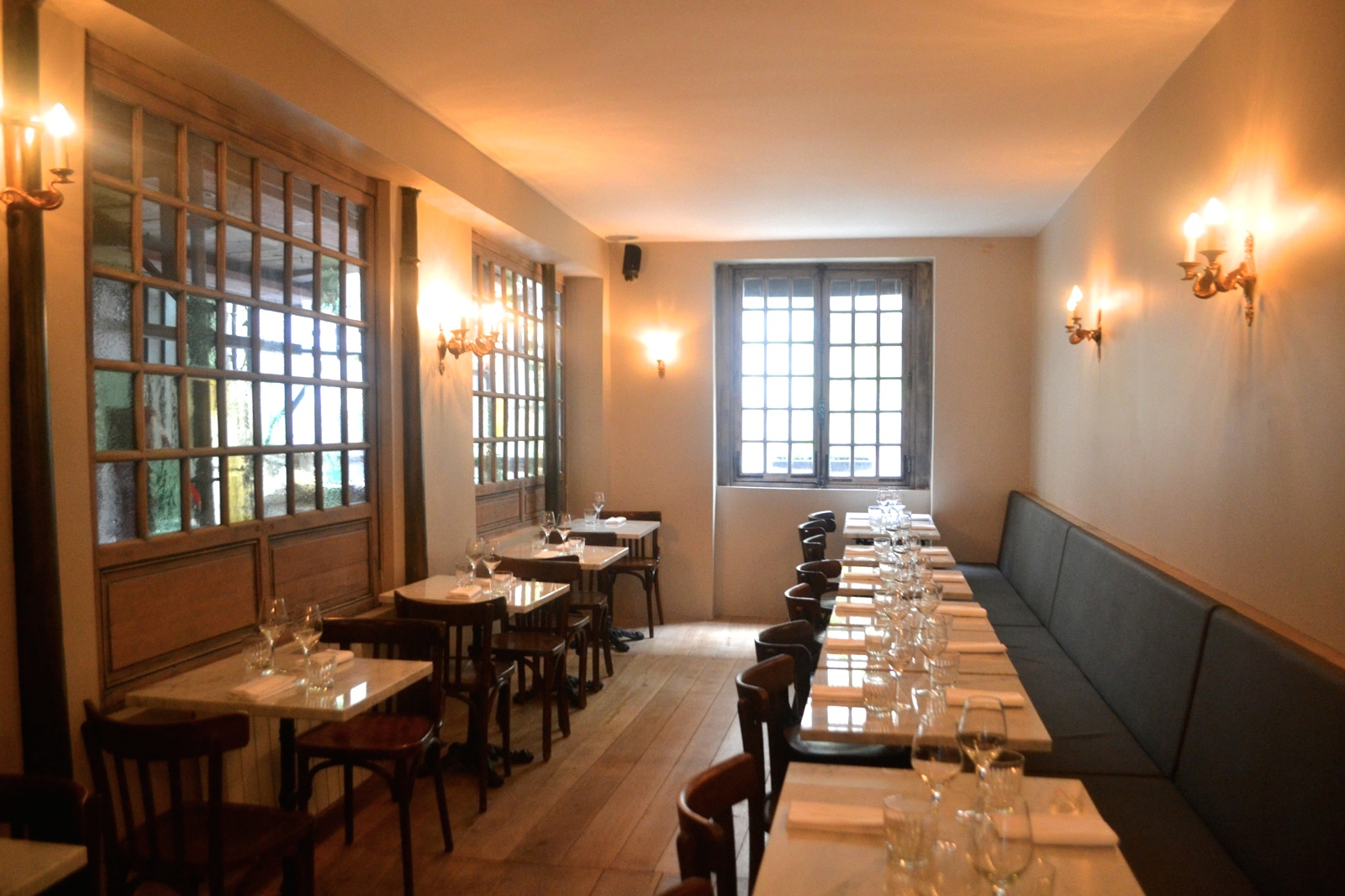 Ellsworth Restaurant And Wine Bar Revisiting American Comfort Food In Paris